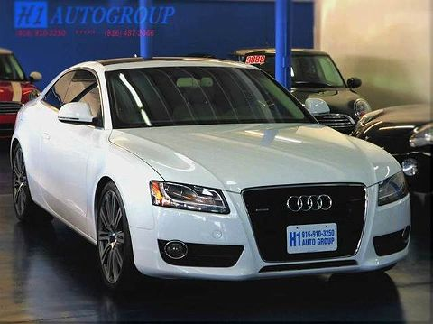 Image of Used 2008 Audi A5