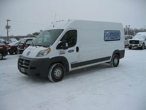 Image of Used 2014 Ram ProMaster 3500
