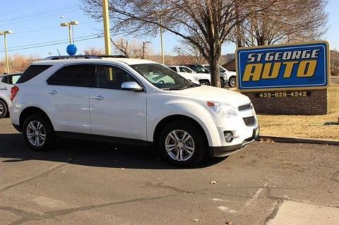 Image of Used 2013 Chevrolet Equinox LTZ