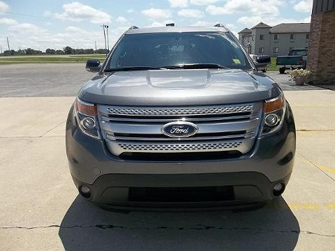 Image of Used 2013 Ford Explorer XLT