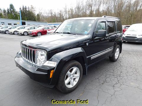 Image of Used 2012 Jeep Liberty Limited Edition