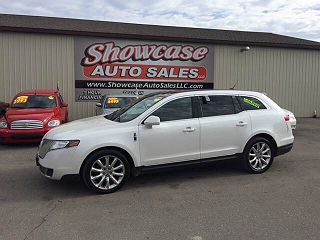Image of Used 2011 Lincoln MKT