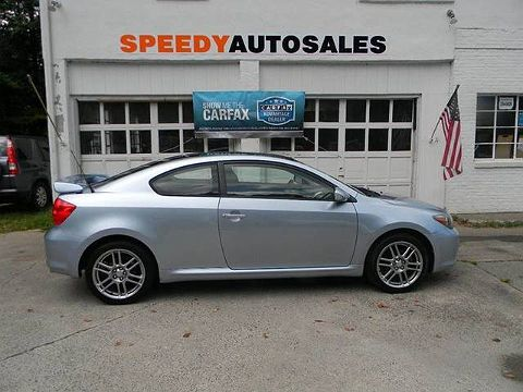 Image of Used 2006 Scion tC Base