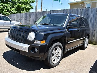 Image of Used 2010 Jeep Patriot Limited Edition