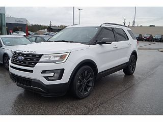 Image of Used 2017 Ford Explorer XLT