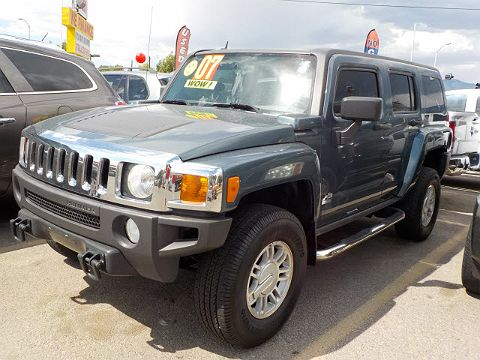 Image of Used 2007 Hummer H3 H3X