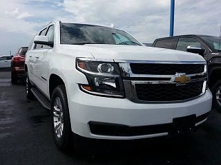 Image of Used 2017 Chevrolet Suburban LS