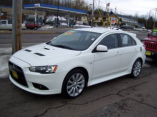 Image of Used 2010 Mitsubishi Lancer Ralliart
