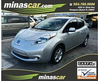 Image of Used 2012 Nissan Leaf SV