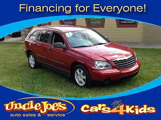 Image of Used 2005 Chrysler Pacifica Base