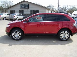 Image of Used 2010 Ford Edge Limited