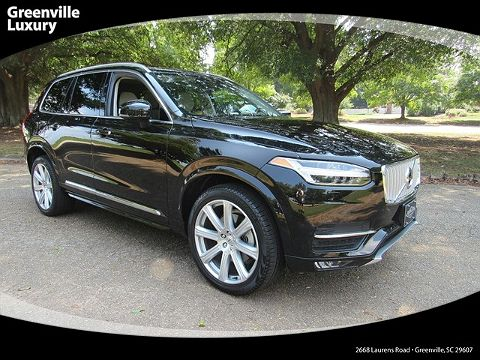 Image of Used 2017 Volvo XC90 T6 Inscription