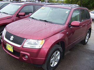 Image of Used 2007 Suzuki Grand Vitara XSport