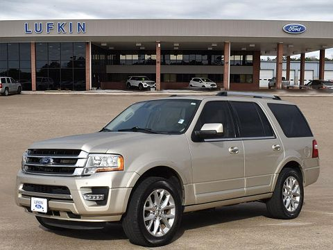 Image of New 2017 Ford Expedition / Expedition EL Limited