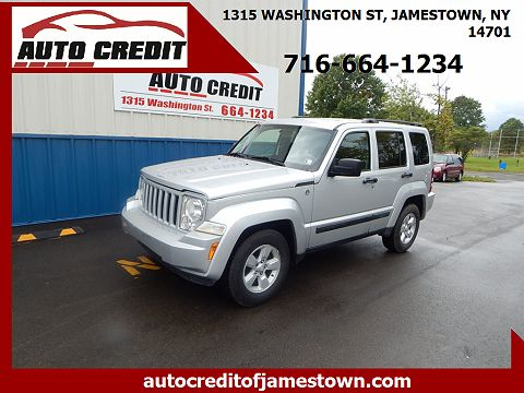 Image of Used 2009 Jeep Liberty Sport