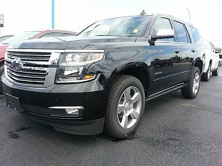 Image of Used 2017 Chevrolet Tahoe Premier
