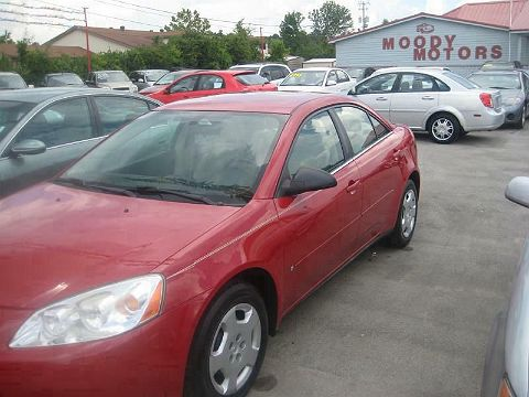 Image of Used 2007 Pontiac G6 Value Leader
