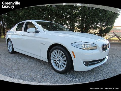 Image of Used 2013 BMW 5-series 535i