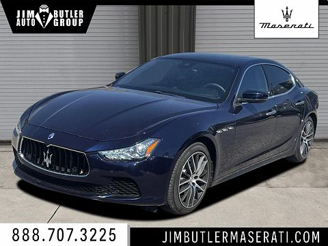 Image of New 2017 Maserati Ghibli S Q4