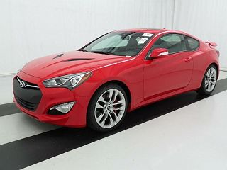 Image of Used 2016 Hyundai Genesis coupe R-Spec