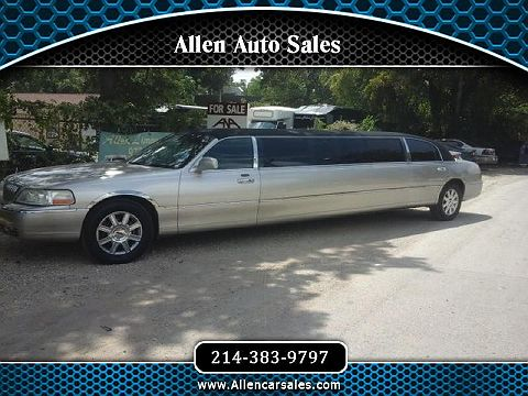 Image of Used 2006 Lincoln Town Car Executive