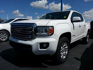 Image of Used 2017 GMC Canyon SLE
