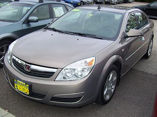 Image of Used 2008 Saturn Aura XE