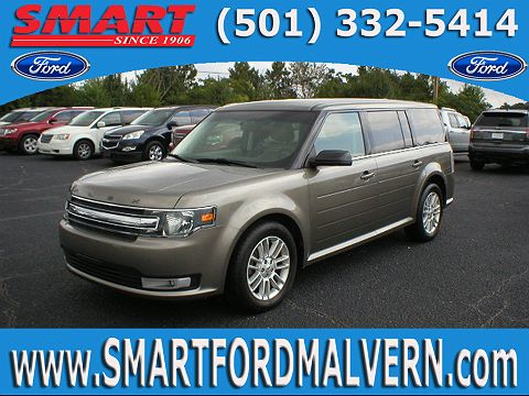 Image of Used 2013 Ford Flex SEL