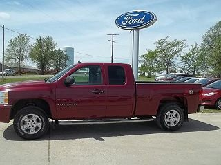 Image of Used 2007 Chevrolet Silverado 1500 LT