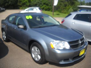 Image of Used 2008 Dodge Avenger SE