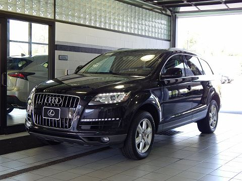Image of Used 2011 Audi Q7 Premium Plus
