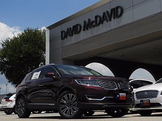 Image of New 2017 Lincoln MKX Black Label