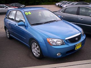 Image of Used 2006 Kia Spectra5