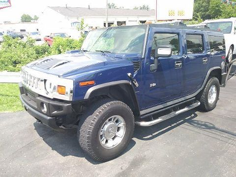 Image of Used 2007 Hummer H2