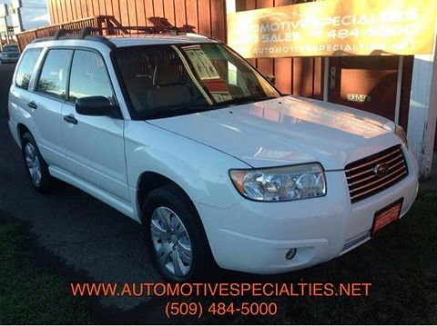 Image of Used 2008 Subaru Forester 2.5X