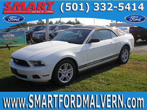 Image of Used 2012 Ford Mustang