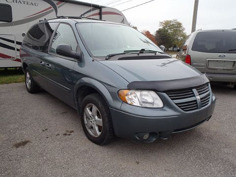 Image of Used 2007 Dodge Grand Caravan SXT