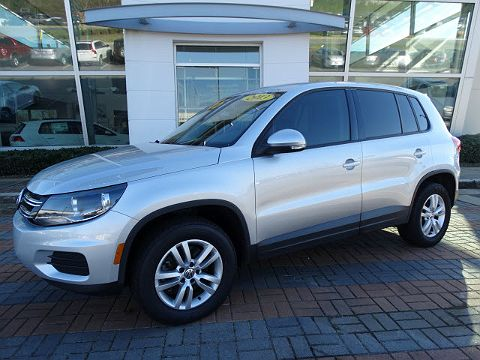 Image of Used 2013 Volkswagen Tiguan