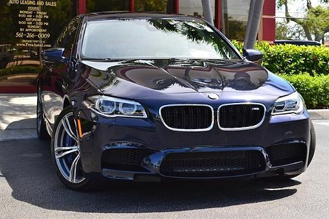 Image of Used 2014 BMW M5