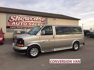 Image of Used 2009 GMC Savana 1500