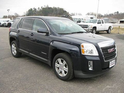 Image of Used 2015 GMC Terrain SLE