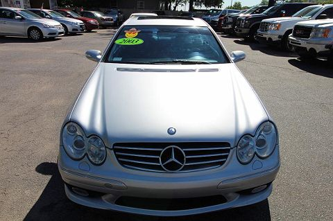 Image of Used 2003 Mercedes-Benz CLK-class 55 AMG