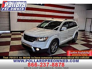 Image of Used 2017 Dodge Journey Crossroad