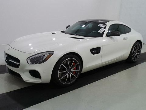 Image of Used 2016 Mercedes-AMG GT / GT S S