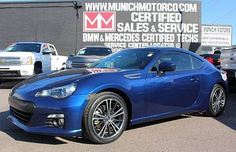 Image of Used 2013 Subaru BRZ Limited