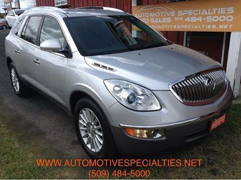 Image of Used 2010 Buick Enclave CXL