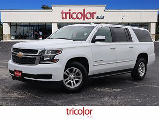 Image of Used 2016 Chevrolet Suburban LT