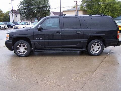 Image of Used 2001 GMC Yukon / Yukon XL 1500