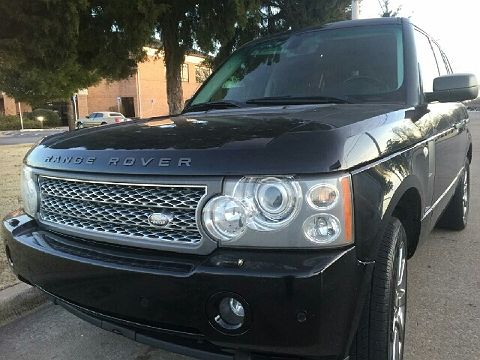 Image of Used 2006 Land Rover Range Rover Supercharged