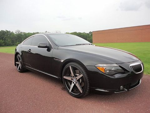 Image of Used 2004 BMW 6-series 645Ci
